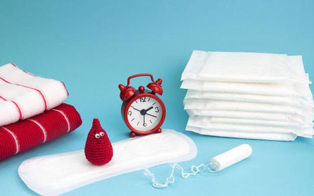 Cần thay băng vệ sinh thường xuyên