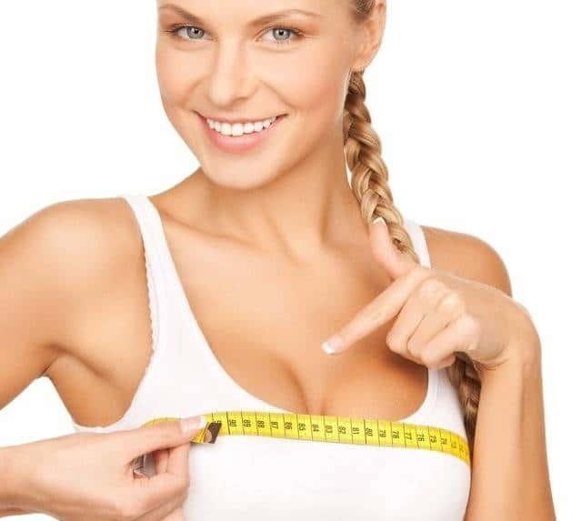 Yếu tố nào quyết định đến kích thước của ngực