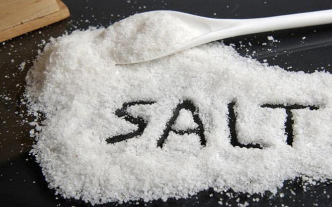 Hạn chế tiêu thụ muối (natri)