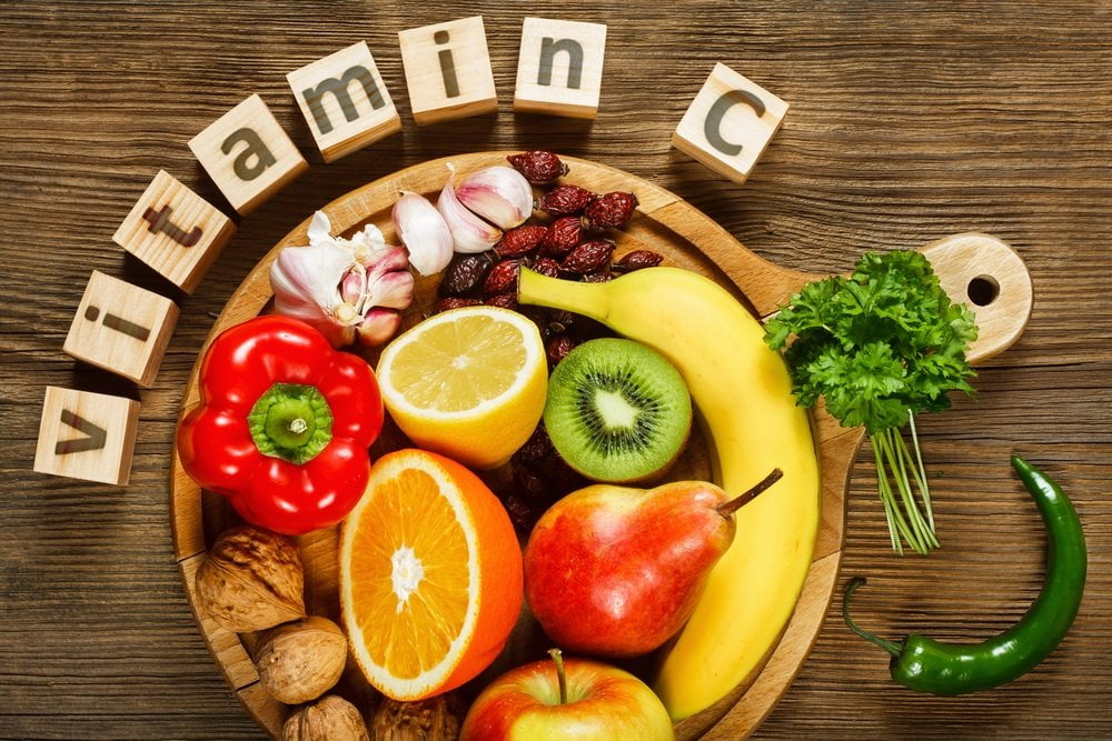 vitamin C là thực phẩm tăng số lượng tinh trùng